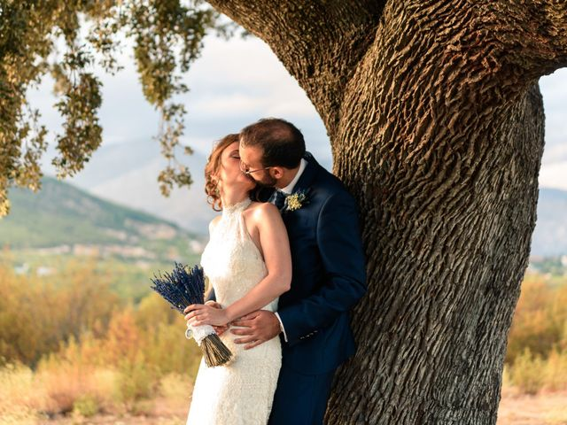 La boda de Yolanda y Manuel