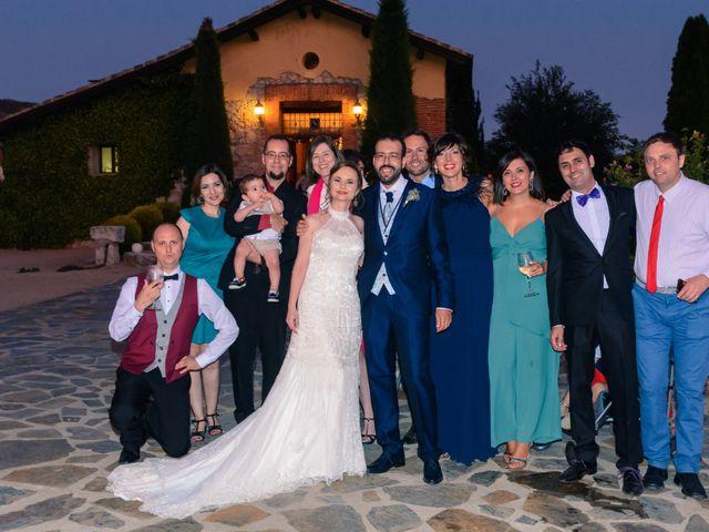 La boda de Manuel y Yolanda en Collado Villalba, Madrid 61
