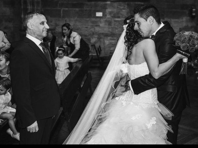 La boda de Jonathan y Estibaliz en Bilbao, Vizcaya 1