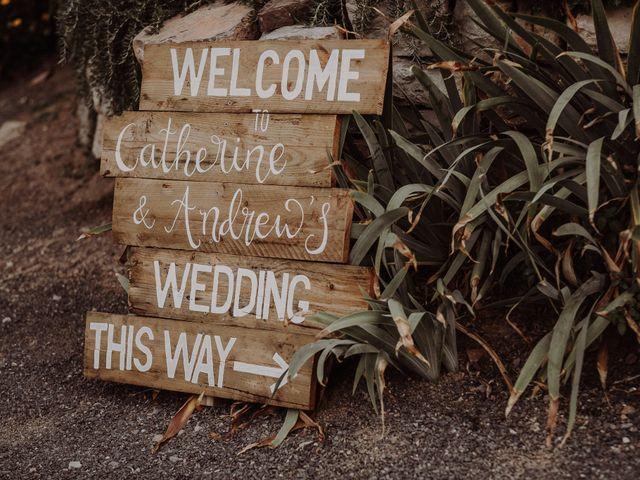 La boda de Andrew y Cath en Moia, Barcelona 45