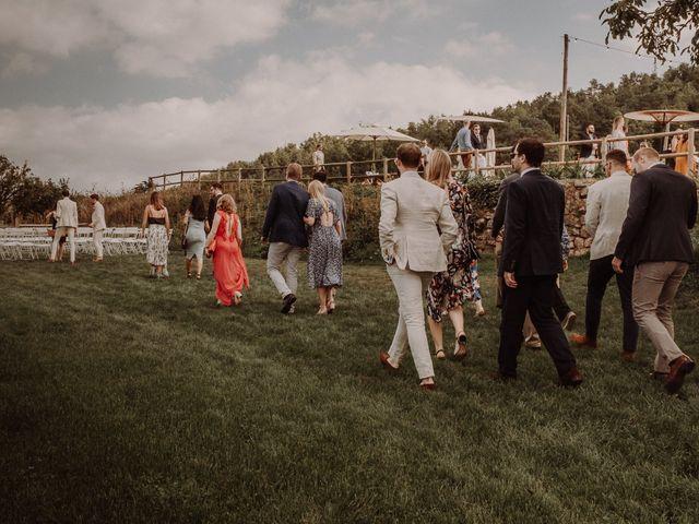 La boda de Andrew y Cath en Moia, Barcelona 50