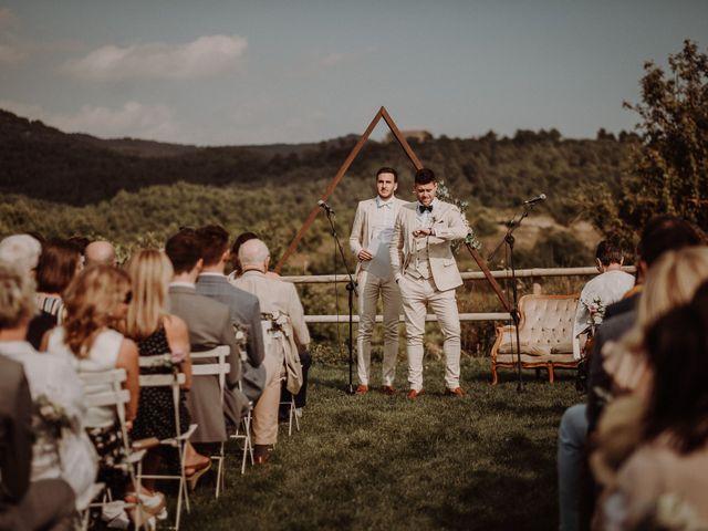 La boda de Andrew y Cath en Moia, Barcelona 51