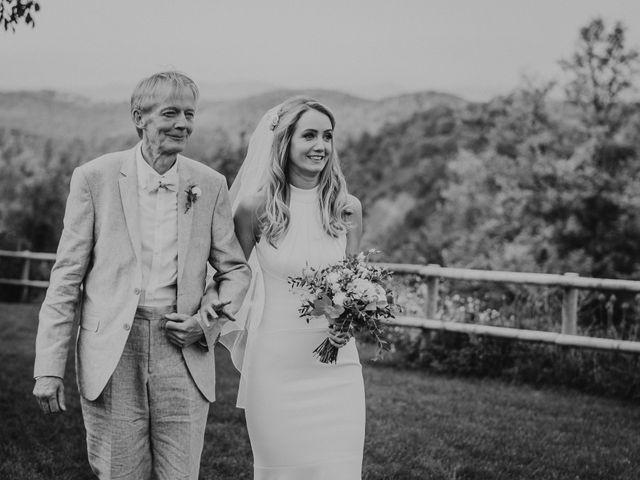 La boda de Andrew y Cath en Moia, Barcelona 57