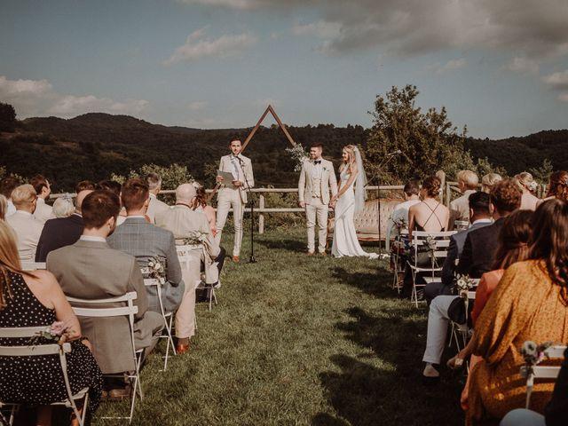 La boda de Andrew y Cath en Moia, Barcelona 78