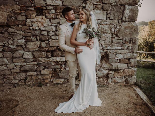 La boda de Andrew y Cath en Moia, Barcelona 2