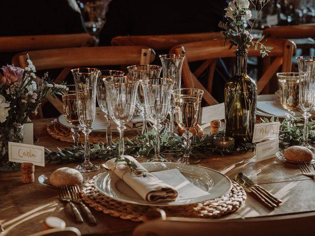La boda de Andrew y Cath en Moia, Barcelona 116