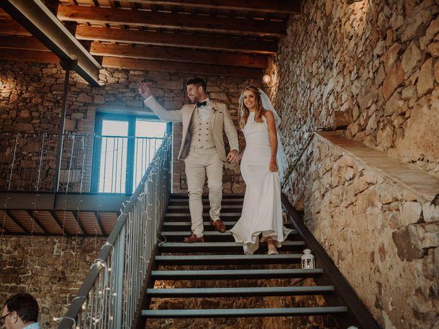 La boda de Andrew y Cath en Moia, Barcelona 121