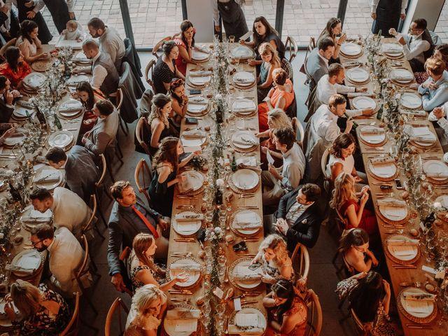 La boda de Andrew y Cath en Moia, Barcelona 122