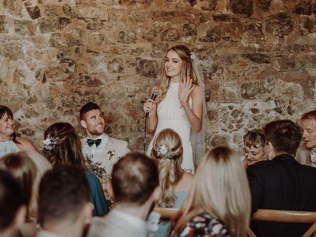La boda de Andrew y Cath en Moia, Barcelona 124