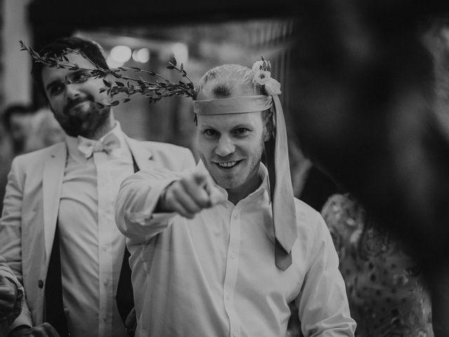 La boda de Andrew y Cath en Moia, Barcelona 127