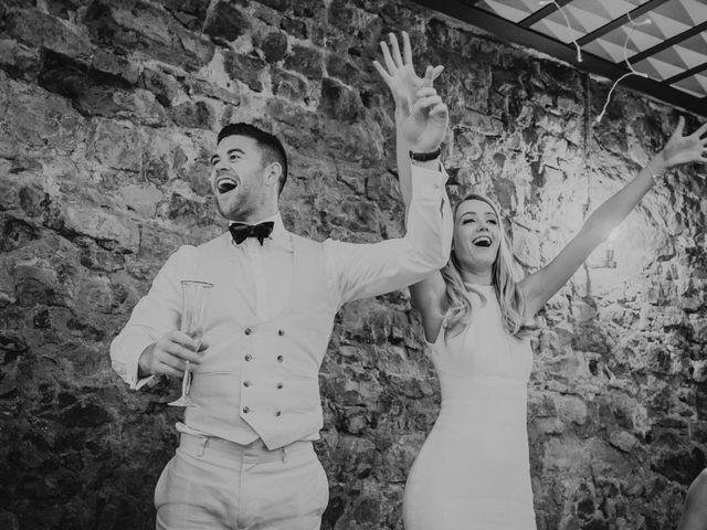 La boda de Andrew y Cath en Moia, Barcelona 135