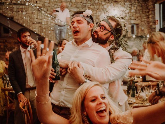 La boda de Andrew y Cath en Moia, Barcelona 139
