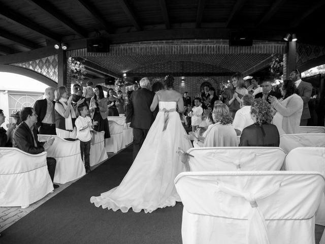 La boda de David y Rosa en Alcalá De Henares, Madrid 23