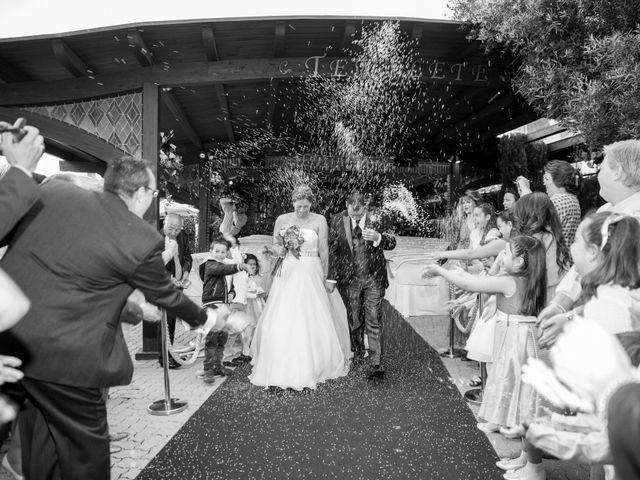 La boda de David y Rosa en Alcalá De Henares, Madrid 25