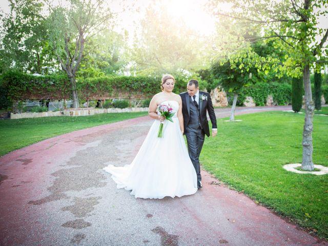La boda de David y Rosa en Alcalá De Henares, Madrid 1