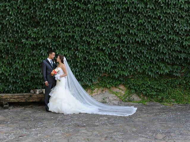 La boda de Bea y Ángel