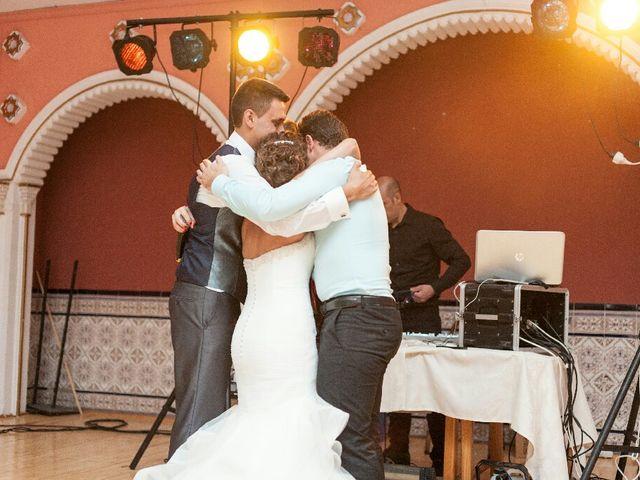 La boda de Ángel y Bea en Morata De Tajuña, Madrid 4