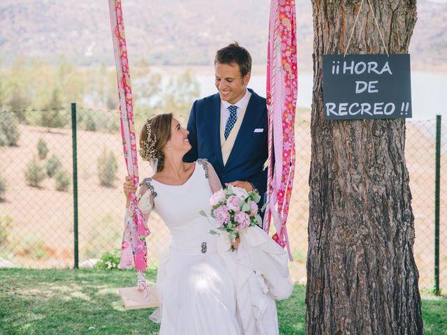 La boda de Macarena y Cristobal