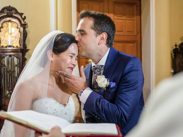 La boda de Albert y Karen en Tarancon, Cuenca 9