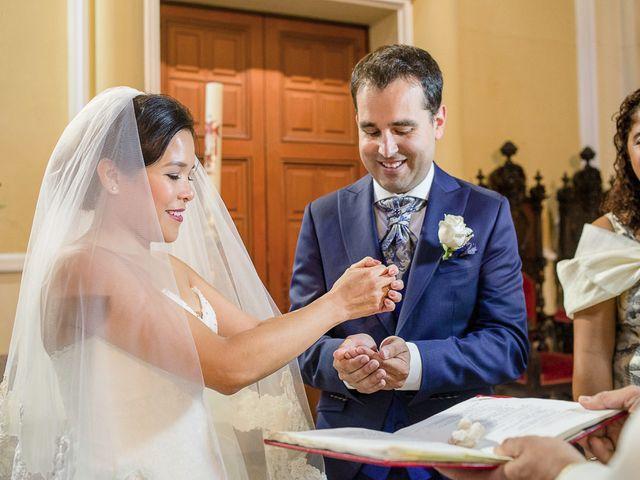 La boda de Albert y Karen en Tarancon, Cuenca 10