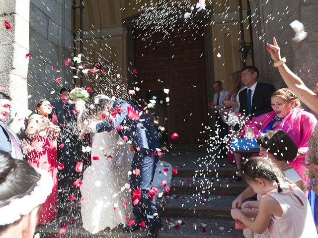 La boda de Albert y Karen en Tarancon, Cuenca 11