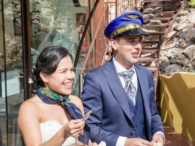 La boda de Albert y Karen en Tarancon, Cuenca 12