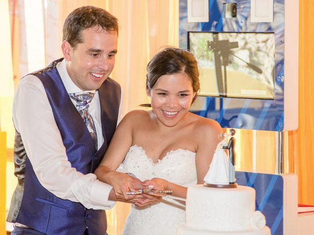 La boda de Albert y Karen en Tarancon, Cuenca 14