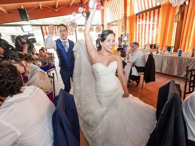 La boda de Albert y Karen en Tarancon, Cuenca 15