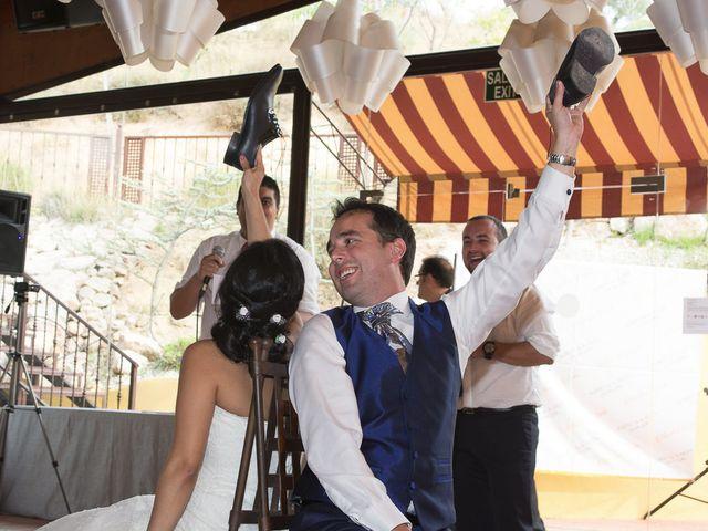 La boda de Albert y Karen en Tarancon, Cuenca 16