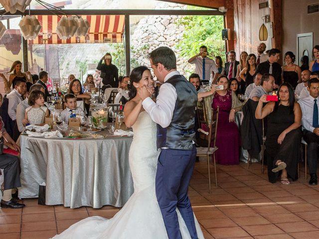 La boda de Albert y Karen en Tarancon, Cuenca 19