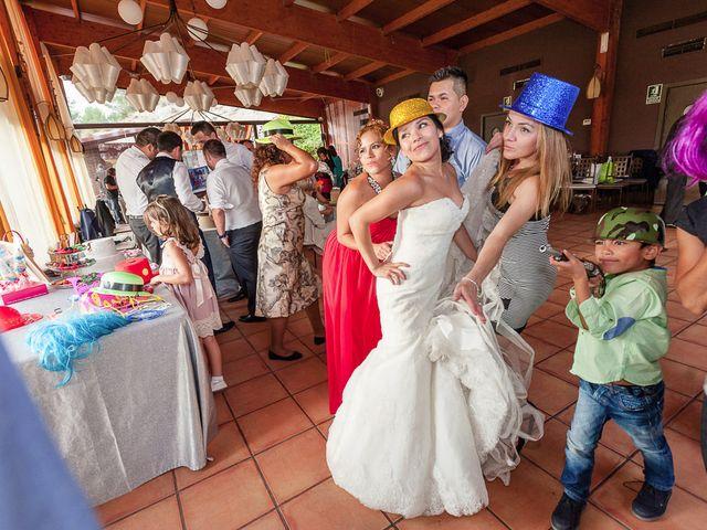 La boda de Albert y Karen en Tarancon, Cuenca 20
