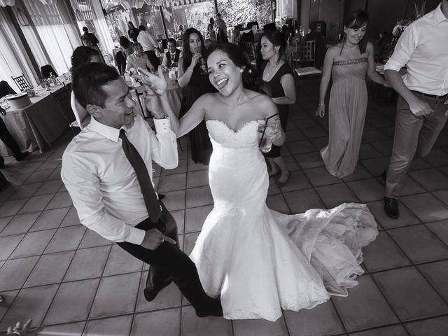 La boda de Albert y Karen en Tarancon, Cuenca 21