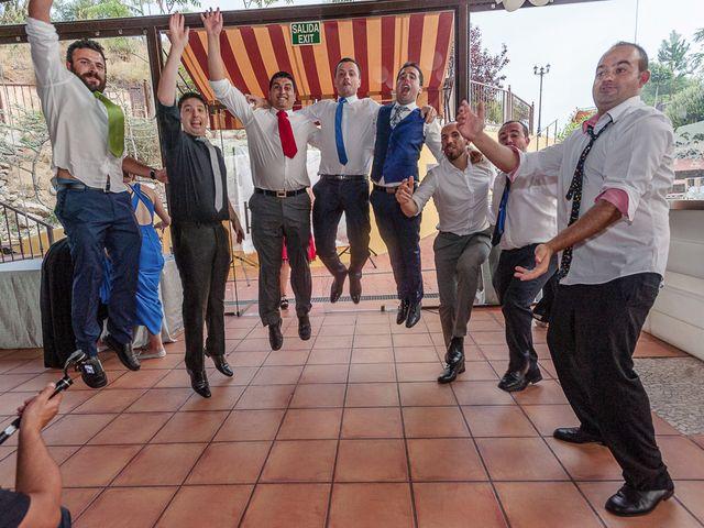 La boda de Albert y Karen en Tarancon, Cuenca 22