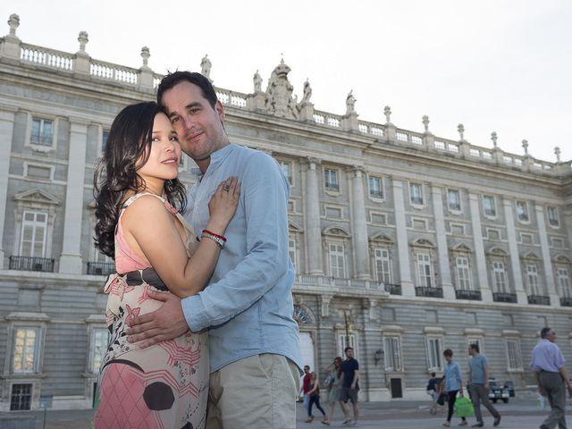 La boda de Albert y Karen en Tarancon, Cuenca 33
