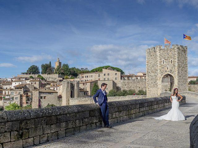 La boda de Albert y Karen en Tarancon, Cuenca 34