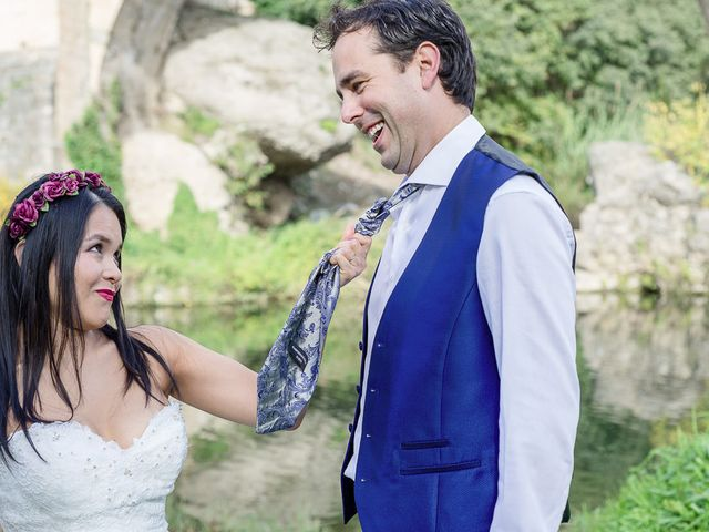 La boda de Albert y Karen en Tarancon, Cuenca 36