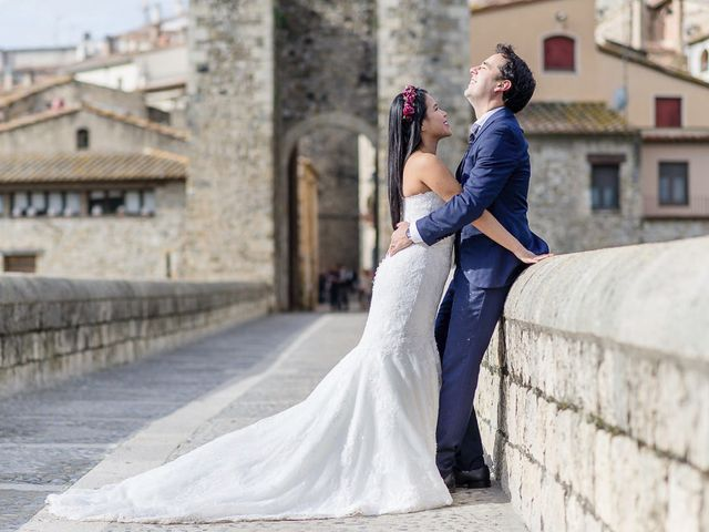 La boda de Albert y Karen en Tarancon, Cuenca 38