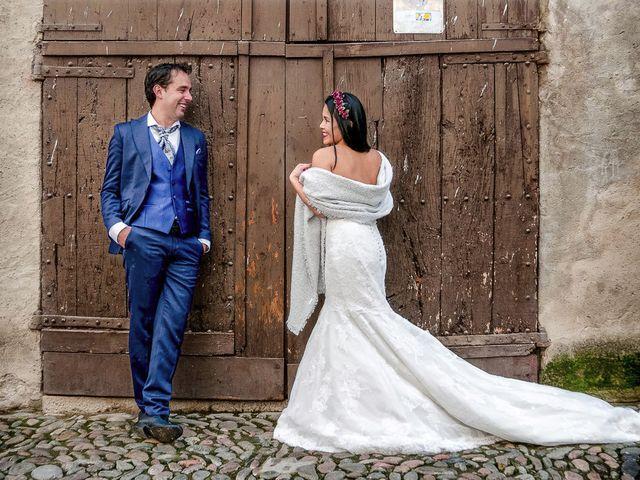 La boda de Albert y Karen en Tarancon, Cuenca 39