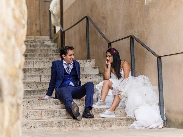 La boda de Albert y Karen en Tarancon, Cuenca 40