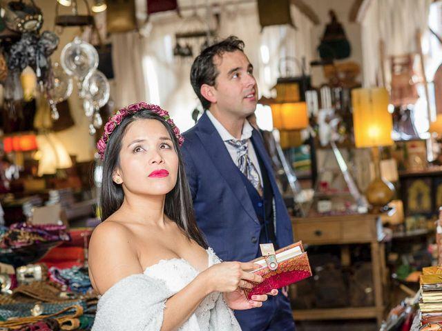 La boda de Albert y Karen en Tarancon, Cuenca 41