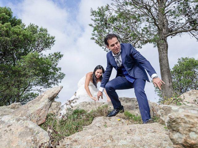 La boda de Albert y Karen en Tarancon, Cuenca 44