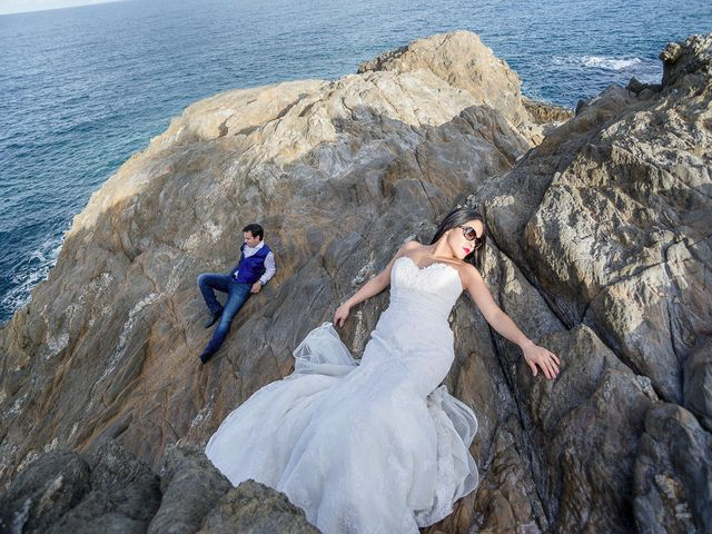 La boda de Albert y Karen en Tarancon, Cuenca 50