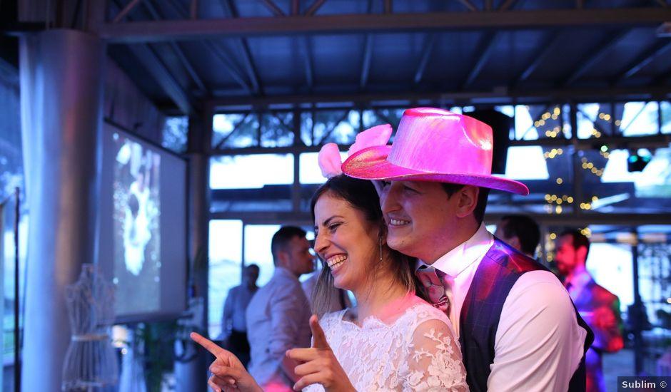 La boda de Borja y Noemi en Olerdola, Barcelona