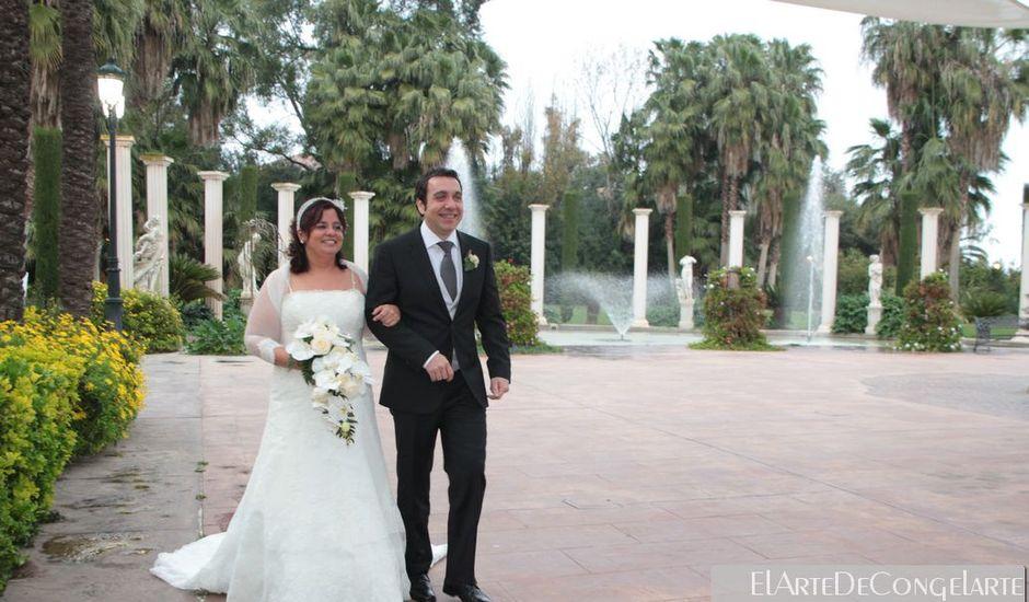 La boda de Victor y Mariela en El Puig, Valencia