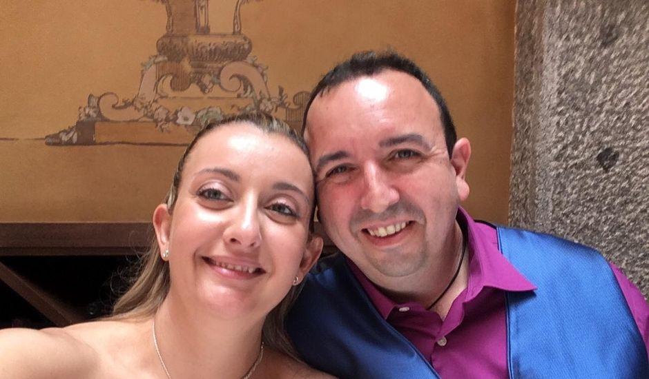 La boda de Luis y Arantxa  en Mondejar, Guadalajara