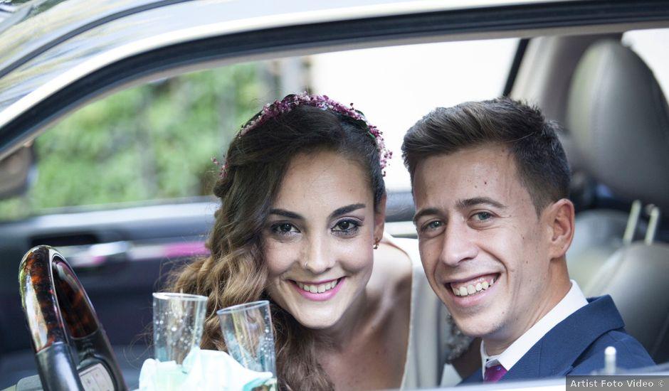 La boda de Rubén y Patricia en Algete, Madrid