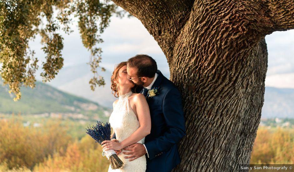 La boda de Manuel y Yolanda en Collado Villalba, Madrid