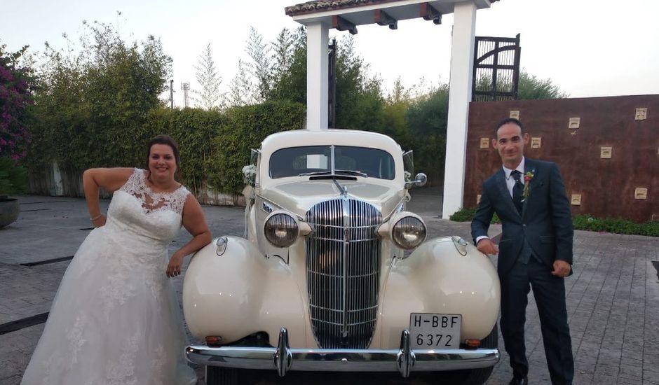 La boda de Rafa y Cristina en Gandia, Valencia