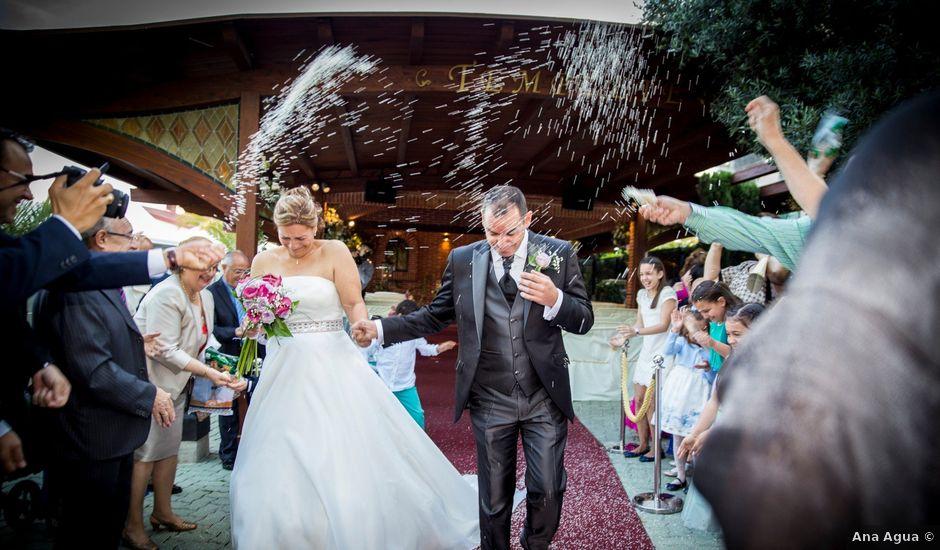 La boda de David y Rosa en Alcalá De Henares, Madrid
