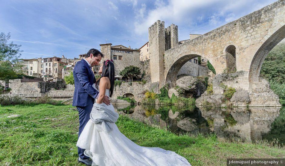 la boda de albert y karen en tarancon, cuenca - bodas